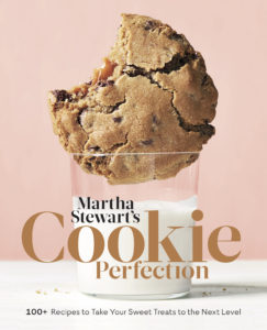 "This is my 95th book. We worked very hard to make this book different from all the rest. ""Cookie Perfection"" is filled with stunning photographs, great ideas, and tried-and-true techniques for making your favorite cookies more flavorful, more beautiful, and more unique. I know you'll love every recipe. (Photo by Penguin Random House)"