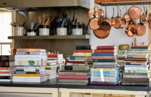 "The next phase of the project is to organize and store the many cookbooks stacked in the adjacent kitchen. See how it all turned out in the November issue of ""Living"". It is now such a useful and inviting space. This issue is on newsstands – get yours today!"