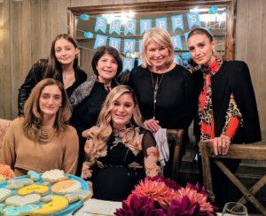 Here I am with Shqipe, her niece Enesa Berisha, friend Nysrete Kelmendi, sister-in-law Ardiana Berisha, and her sister Joannie Shala.