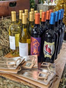 We also talked about my favorite wines for this season - Spencer Family Sauvignon Blanc, Lodi Chardonnay, Monarch Glen Merlot, and Lone Cardinal Lodi Cabernet Sauvignon. These were also a huge seller - I hope you were one of the lucky ones to order during our show.