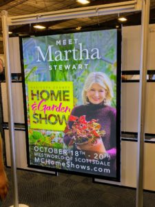 The Maricopa County Home & Garden Show is the largest home show in the Southwest. Their events run several times during the year.