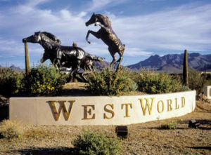 Last weekend's show was at Westworld located on 386-acres with usable fields, arenas and event spaces.