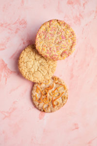 These are classic sugar cookies - for today's more modern cookie lover. We took the traditional recipe and made these cookies a bit larger, a bit softer, and a whole lot tastier. Get the book and see how. (Photo by Lennart Weibull)