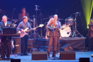 Rock and Roll Hall of Famer Darlene Love performed several songs. Tim McLoone, Southside Johnny, and Jon Bon Jovi also performed. (Photo by Gary Gellman/Gellman Images)
