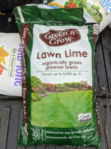 Lime works to increase the pH of acidic soil. Lime also provides important plant nutrients, including calcium and magnesium; improves soil texture; and helps convert other soil nutrients into usable forms.
