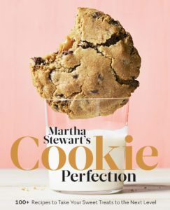 "I hope you already have my my 95th book, ""Cookie Perfection."" It's a great source for any time you want a sweet treat."
