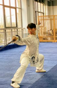 Master Ma Chao teaches a wide variety of martial arts and has students of all ages and skills.