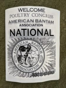 The Northeastern Poultry Congress holds its annual poultry show every January. Various breeds are exhibited and judged for ribbons and prizes. It is a very popular and well-attended event.