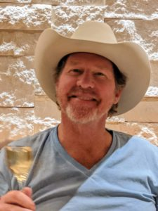 This is Mike Phillips - he and his wife, Barb, are the owners of The Lodge at Blue Sky, which offers 46-rooms in three different styles, western-inspired adventures, farm-to-table cuisine, a cliffside wellness sanctuary, and the High West Whiskey Distillery, where guests can learn the distillation process from grain to glass.