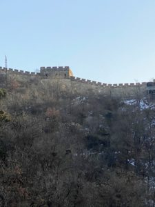 Located 40 miles to the north of Beijing city proper, The Great Wall at Mutianyu is one of the most visited sections.
