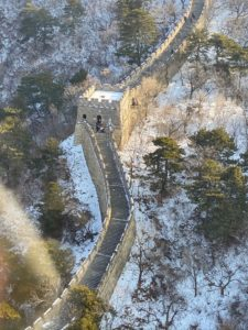 The Great Wall attracts 50 million visitors every year.