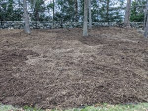With this organic mulch, heavy soils are better equipped to hold water and resist compaction – reducing erosion and runoff. It looks great with a fresh layer of mulch.