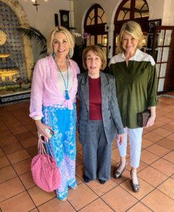 Before leaving, Susan and I stopped for a photo with Jo-Ann Bass, the owner of Joe's whose grandparents Joe and Jennie Weiss first opened its doors in 1913. If you're ever in the area, stop in - you'll love it. In my next blog, more photos from SOBEWFF and my event at the Wolfsonian-FIU.