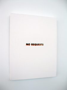 Alec Ferrel - No Requests
