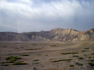 Hills in the Judean Desert