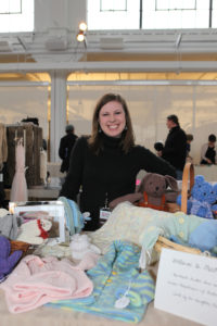 Katie Macpherson and 'Hurray Kimmay' sold clothing and toys for children.