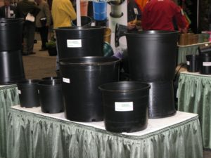 Another facet our the industry - plastic nursery containers