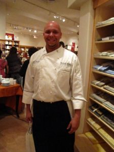 Executive chef Darryl Harmon of The Water Works Restaurant