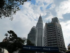 The towers' location in the center of Malaysia's capital city of Kuala Lumpur reflects the fact that downtown Kuala Lumpur has historically served as the center of Malaysian culture, politics and economy.