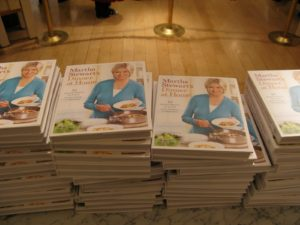 When the book signing was over, I still had an enormous stack to sign for other people.  I signed more than 600 that day!