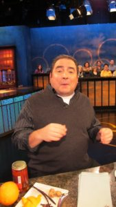Emeril, the man, on-air