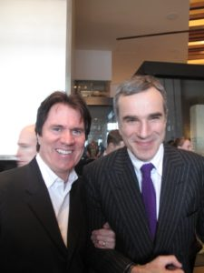 Rob Marshall - the director of Nine and Daniel Day-Lewis