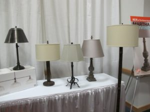 The Home Depot Canada offers 11 different Martha Stewart Living lighting designs.
