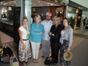 We said goodbye to our travel companions, Jori and Zak, at Kota Kinabalu before setting off for Singapore.