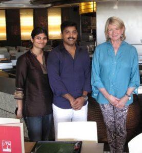 A very nice portrait with Vashali and Visvanaath