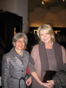 Here I am with Susan Flamm, the PR Director for the American Folk Art Museum.