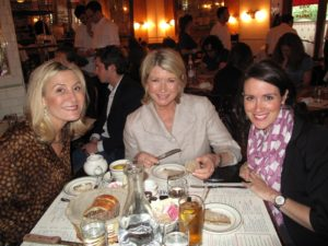 A very nice shot of me between Susan and Nicole.  I generally try to avoid bread, but the bread at Pastis is a must.