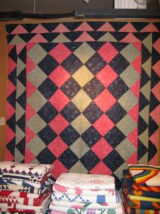 Stella Rubin American Antique Quilts and Textiles; Silver and Gold Jewelry with a Specialty in Mexican Jewelry and Hollowware www.stellarubin.com