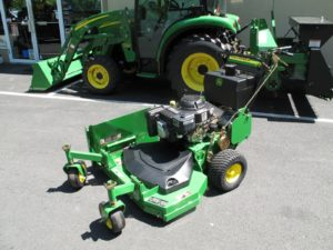 Our new mower - the G15