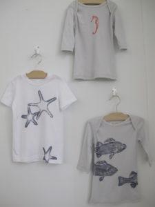 Sea-inspired prints