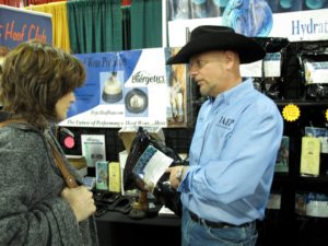 KC La Pierre - an expert on Applied Equine Podiatry