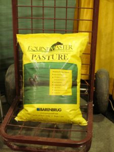 Equine Master is a special blend of pasture mix for horses.