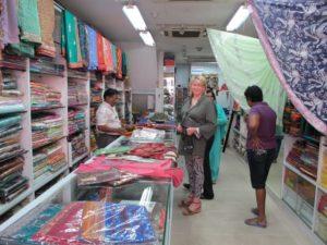 I really like colorful shops, like this one.
