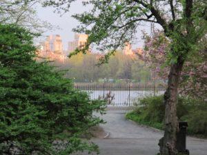 The Reservoir near 91st Street
