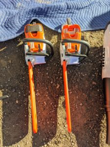 STIHL's most well-known tool is the chainsaw. STIHL designed and built its first electric chain saw in 1926 and 94 years later, it is still one of its best pieces of equipment.