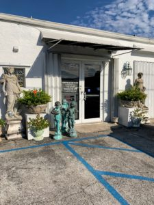 This day started at DAFA, Decorative Arts & Fine Antiques, in Fort Lauderdale. Owned by Craig Mayor, DAFA is one of the largest antique shops in the area. http://dafainc.com/