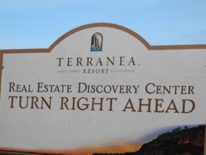 Our destination was the Terranea Resort.