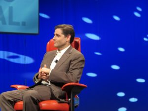 Julius Genachowski talked about issues with the National Broadband Plan.