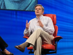 Chairman and CEO, Revolution Co-Founder Steve Case - Former CEO of AOL - talked about his past secret plan to buy Apple.