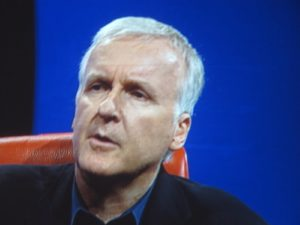 Avatar's James Cameron spoke about his involvement with under water filming of the BP oil disaster in the Gulf of Mexico.