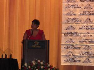 Teresa A. Santiago - Chairperson