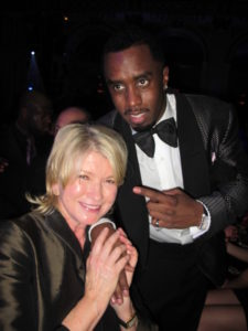 My friend, Sean Puffy Combs 'Diddy'