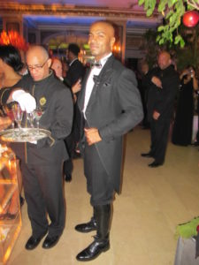 "Dar Coaxum ""The Prince of Harlem"", Designer who had an amazing bow tie - www.bellaartistry.com"
