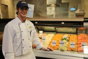 Michael Bond - Seafood Team Leader