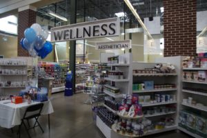 A very comprehensive health and wellness center