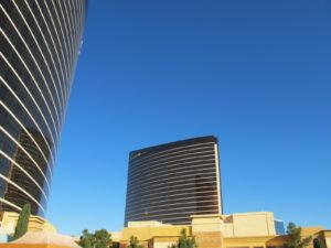 Nearby is the Encore, sister of Wynn Las Vegas.